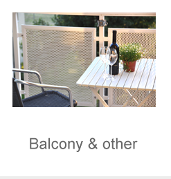Balcony & other